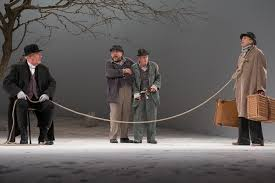 Absurd in waiting for godot essays IT S OUR FUNERAL