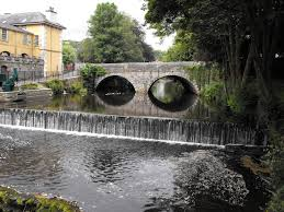 River Tavy in Tavistock