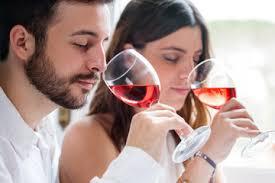 Bilder und Videos suchen  bis  karelnoppe Couple at wine tasting