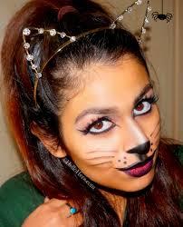 hello hera kitty a halloween makeup look