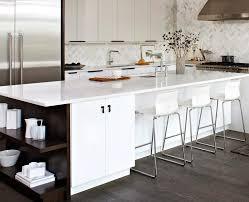 kitchen island with breakfast bar black kitchen ideas features