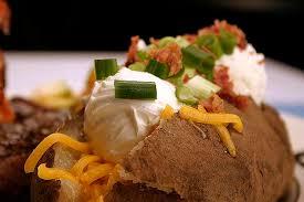 nicole baked potato