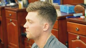 Fohawk Hairstyles Barber Tutorial How To Cut A Fohawk With A Fade Youtube