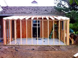 how to build a storage shed attached to your home jim cardon customs