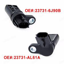 nissan altima 2005 crankshaft sensor 23731 al61a 23731 6j90b camshaft position sensor kit for altima