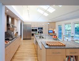 Interior Design Ideas For Open Floor Plan by Overwhelming Open Plan Kitchen Design Ideas Showcasing Long