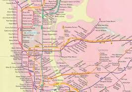 Subway Nyc Map by City Of Women U0027 Turns The Subway Map Into An Homage To The City U0027s