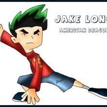 draw draw jake long american dragon hellokids