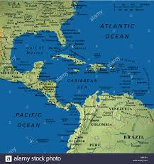 Latin America Map Labeled by Map Of Usa Mexico Cuba At Maps