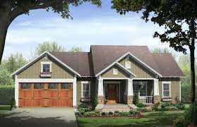 Craftsman Home Plans With Pictures Craftsman Style House Plan With Character America U0027s Best House