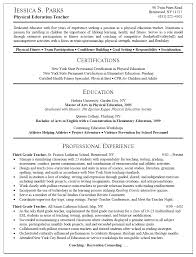 objective in resume examples samples of teacher resume resume sample for physical education samples of teacher resume resume sample for physical education teacher