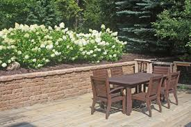Outdoor Wall Planters by Retaining Walls Terraces Planters Villa Landscapes