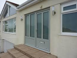 modern front doors torquay devon aluminium front doors devon