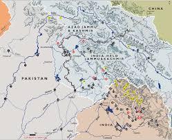Pakistan On The Map Assessing India U0027s Water Threat Pakistan Dawn Com