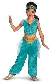 online halloween shop disney jasmine deluxe sparkle toddler child costume from