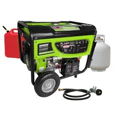 smarter tools 5 200 watt gasoline powered manual start portable