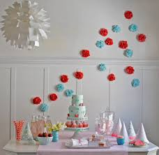 simple wall decoration ideas for birthday home decor 2017