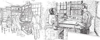 machines room east london u0027s makerspace