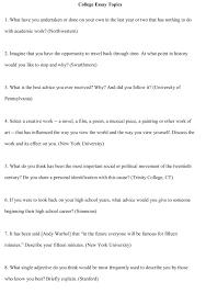 persuasive essay example college
