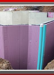Insulating Basement Concrete Walls by How To Install Rigid Styrofoam Insulation Rigid Foam Insulation