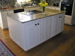 Bedroom Furniture Granite Top Modern Sophisticated Kitchen Design With Cleanly White Island Top