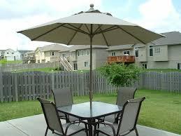 Patio Furniture From Walmart - exterior design exciting blue walmart umbrella with dark wicker