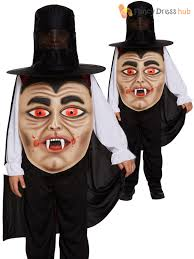 Kids Skeleton Halloween Costume by Childs Skull Jumbo Face Costume Boys Halloween Skeleton Fancy