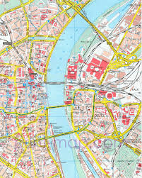 Virginia Tech Map Nice Map Of Cologne Bonn Tourist Travelquaz Pinterest City