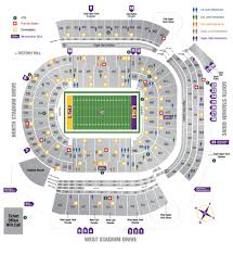Neyland Stadium Map Chart Tiger Stadium Seating Chart