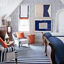 Serena And Lily Chairs by Get The Look Nautical Bedroom Lauren Nelson