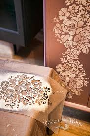 Shabby Chic Stencils by 142 Best Stencil Ideas Images On Pinterest Stencils Envelopes