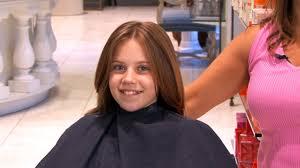 kids u0027 long layered haircut youtube