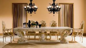 Dining Room Table Ideas by White Dining Table With Luxury Look Design For Dining Room Http