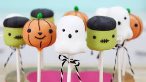 simple halloween cake how to make halloween cake pops youtube