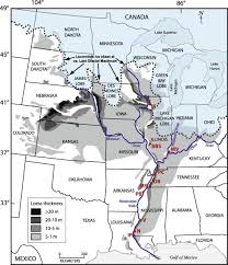 Radiocarbon dating loess deposits in the Mississippi Valley using