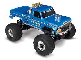 monster truck bigfoot 5 traxxas bigfoot no 1 rc truck buy now pay later 0 down financing