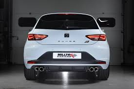 lexus is300 performance upgrades seat leon cupra 280 ps gets milltek performance exhaust