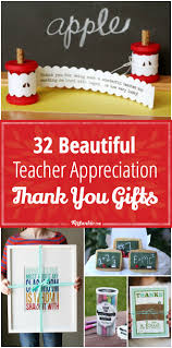 thanksgiving to boss 32 beautiful teacher appreciation thank you gifts tutorials