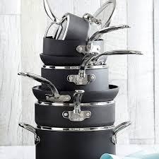 black friday ceramic cookware greenpan black ceramic nonstick 12 piece cookware set williams