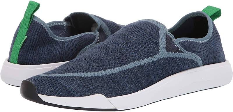 Sanuk Chiba Quest Low Top Pull On Fashion Sneakers, Navy,