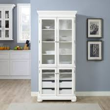 Kitchen Stand Alone Pantry by Pantry Cabinets You U0027ll Love Wayfair