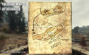Bal Foyen Treasure Map 1 Treasure Map X Skyrim Pr Energy