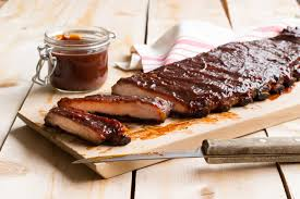 cherry cola pork ribs pork recipes pork be inspired