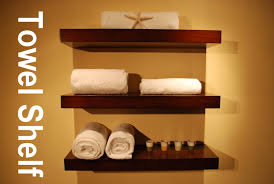 wall shelves design best mounted wall shelves for towels towel