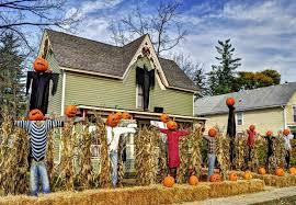 halloween yard display ideas pumpkin carving ideas for halloween