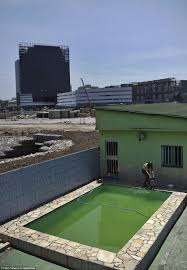two families stuck living inside brazil u0027s rio olympic games site
