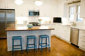 kitchen modern cottage blue kitchen cabinets and decorations full size of blue square metal bar stool blue nuance kitchen white wooden laminate kitchen island