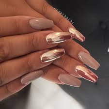 glamour chrome nails trends 2017 17 chrome nails nail trends