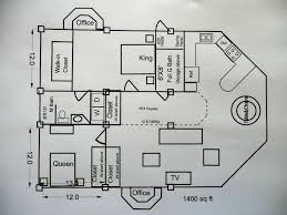 open floor plans with large kitchens best one story house plans