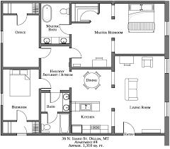 3 Bedroom Apartment Floor Plan 100 Two Bedroom Apartment Floor Plans One And Two Bedroom